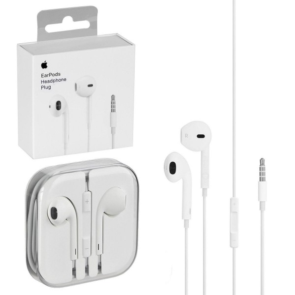 Apple EarPods Headphone Plug MMHF2ZM/A (Retail)