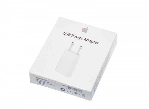 Apple USB Power Adapter MD813ZM/A (Retail)