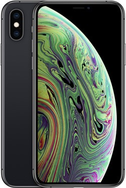 Apple iPhone XS 512GB spacegrau