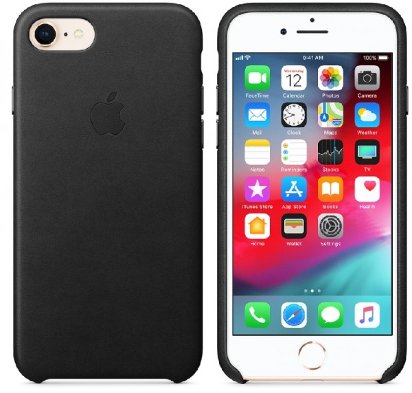 iPhone 8 Leather Case