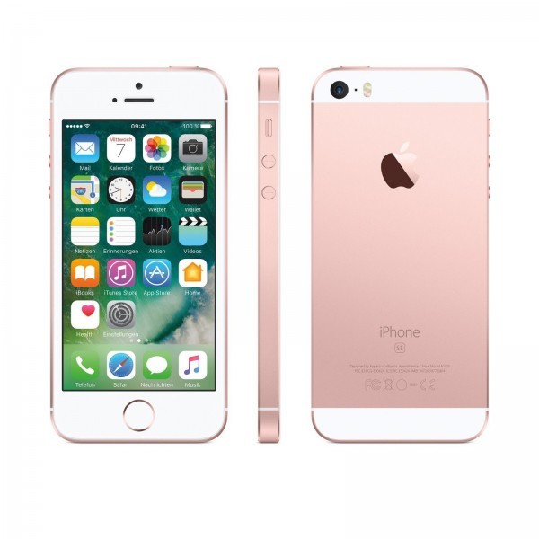 iPhone SE 16GB roségold