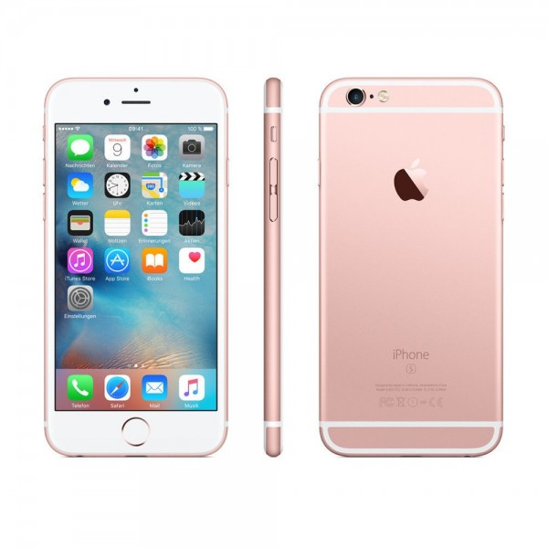 Apple iPhone 6s 32GB roségold
